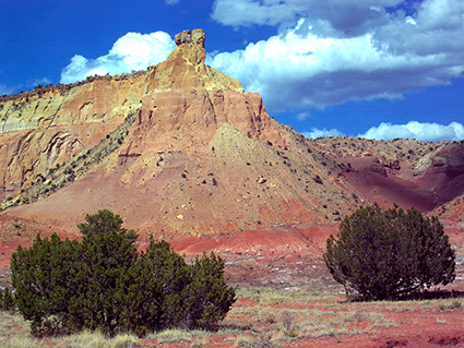 Ghost Ranch, NM KathyClem© 2015